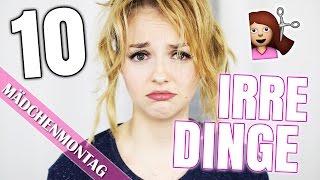 10 KRANKE DINGE, von denen DU dachtest, nur DU tust es | MädchenMontag