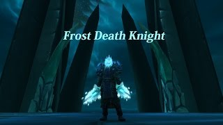 FROST DEATH KNIGHT-Legion Pre-patch