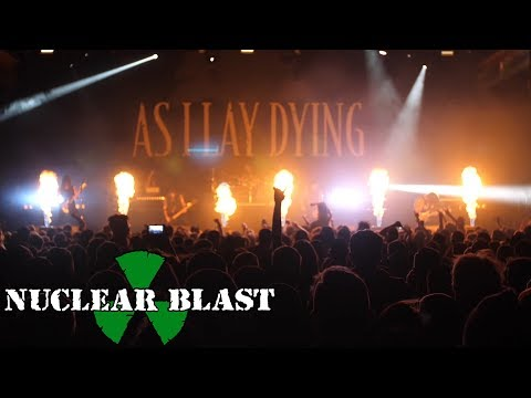 AS I LAY DYING - New Album: Shaped By Fire (Out Worldwide)