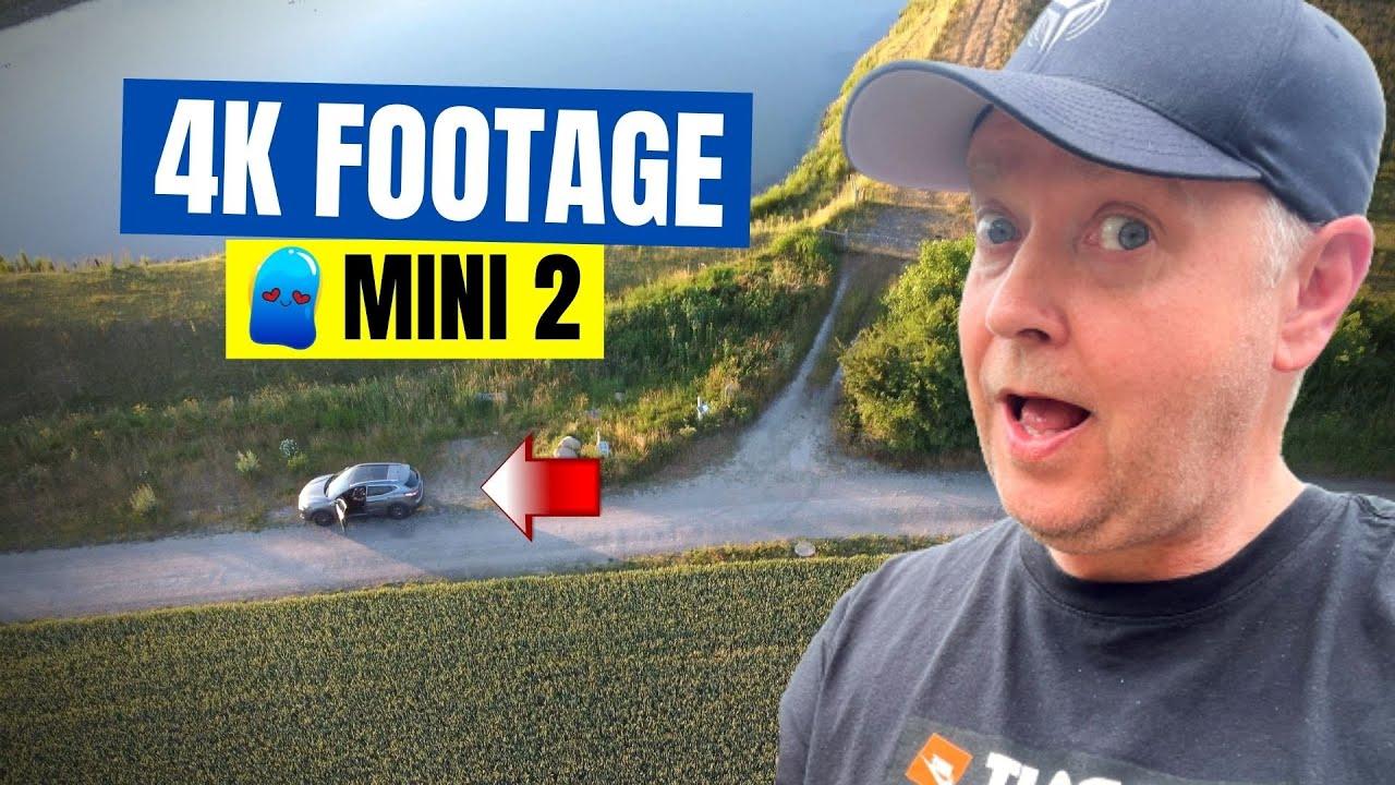 DJI Mini 2 Footage (4K)
