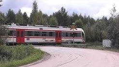 Tasoristeys/Level Crossing Korkeakoski JOKINIEMI (km 250+868)