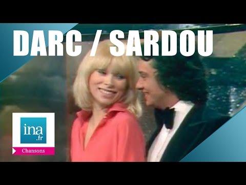 "Michel Sardou et Mireille Darc ""Requin chagrin""   Archive INA"