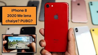 iPhone 8 in 2020 | Should you buy iPhone 8 in 2020 | iPhone 8 Pubg, vowifi