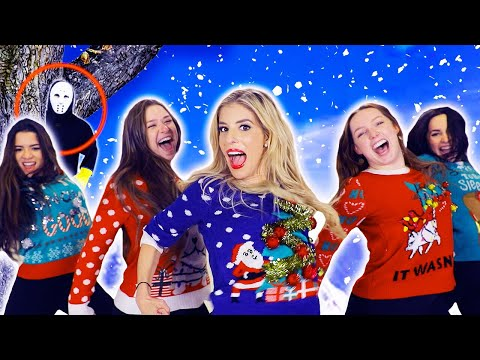 rebecca-zamolo-christmas-sweater-official-music-video!-(game-master-challenge)
