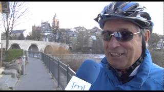 Auf dem Lahntalradweg durch den Lahn-Dill-Kreis - Teil 2: Wetzlar