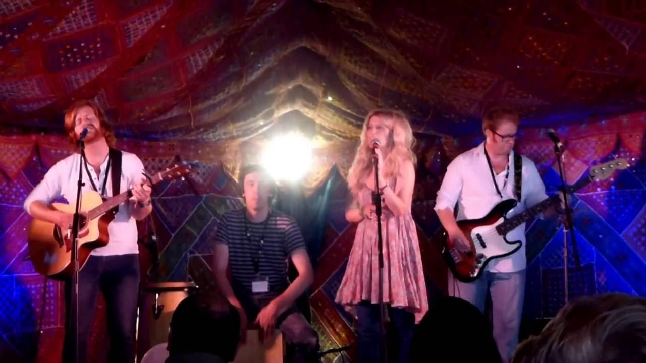 Bluebird  - Fredu0027s House @ The Stables Sessions Acoustic Tent Milton Keynes 24 Jul 2016. & Bluebird