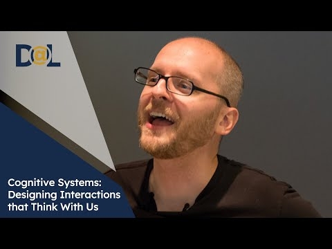 Design@Large: Haakon Faste: Cognitive Systems: Designing Interactions that Think With Us
