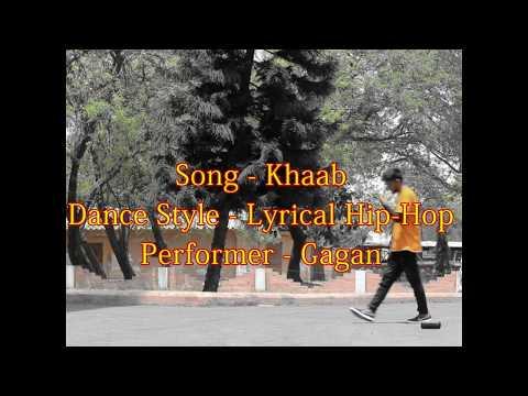 khaab lyrical hip hop by Dazzle dance academy