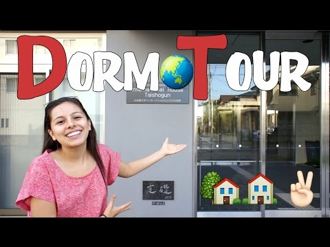 Taishogun Dorm Tour