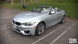 BMW M4 Convertible 2015 Videos