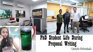 PhD Proposal Writing|XRD, UV-vis and NMR Bruker Training