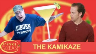 How To Make A Kamikaze Shot Cocktail-drinks Made Easy
