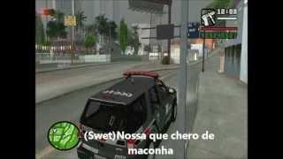 Bandido Foragido GTA-SA