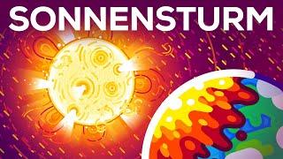Wie Sonnenstürme unsere Zivilisation zerstören könnten
