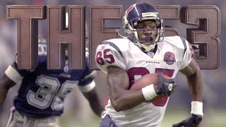 THE FIRST TOUCHDOWN IN TEXANS HISTORY    The 53