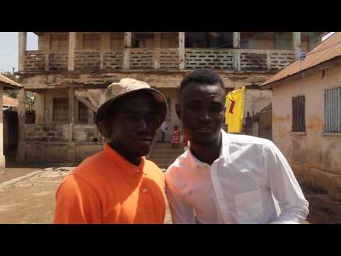 """Behind The Scene Of  """"AMADOU VYPA"""" Video Shoot."""