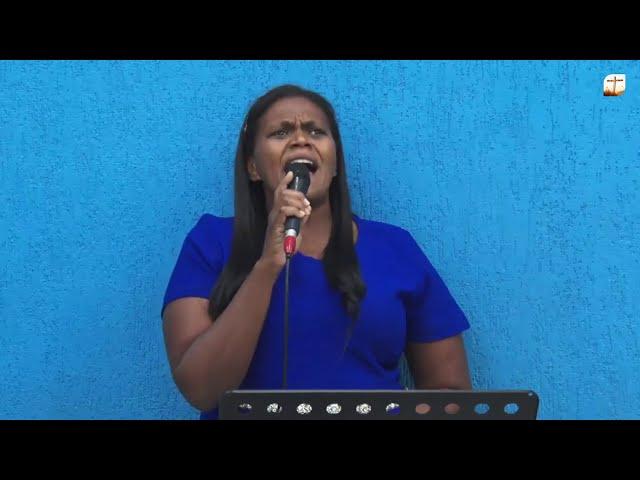 Precisamos de Jesus   Noemi   Tabernáculo da Fé Campinas/SP.