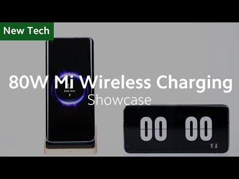 80W Mi Wireless Charging Technology