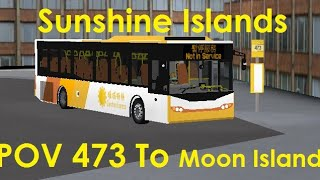 [4x REUPLOADED] Roblox Sunshine Islands 473 to West Moon Island POV Timelapse