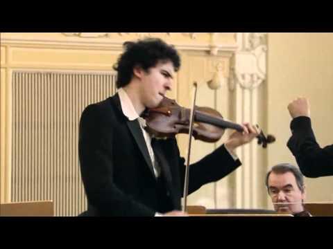 Itamar Zorman Mozart Violin Concerto n. 3 Finale איתמר זורמן