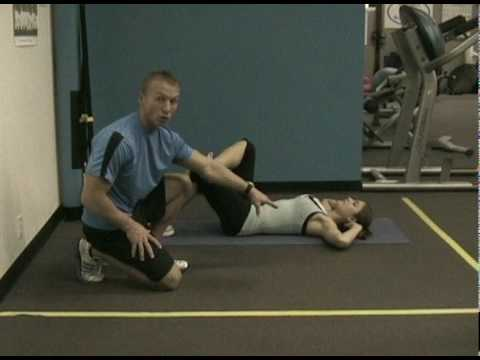 Crossover Crunches by Personal Trainer, St. Augustine, FL