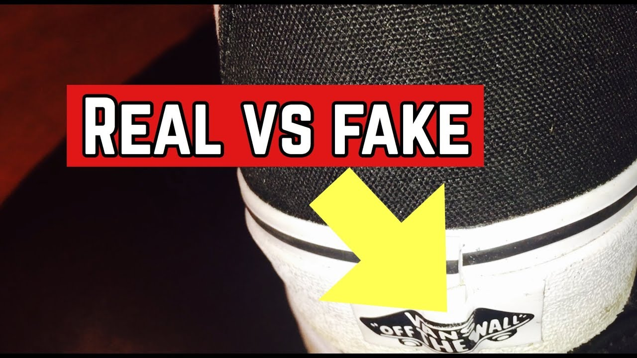 e6b9e81317c HOW TO SPOT FAKE VANS SHOES