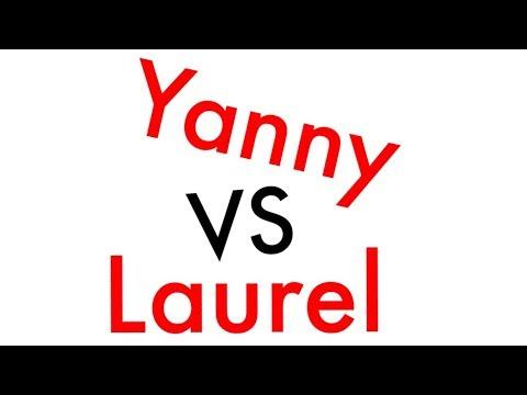 Yanny Vs Laurel (10 minute loop) Original Audio