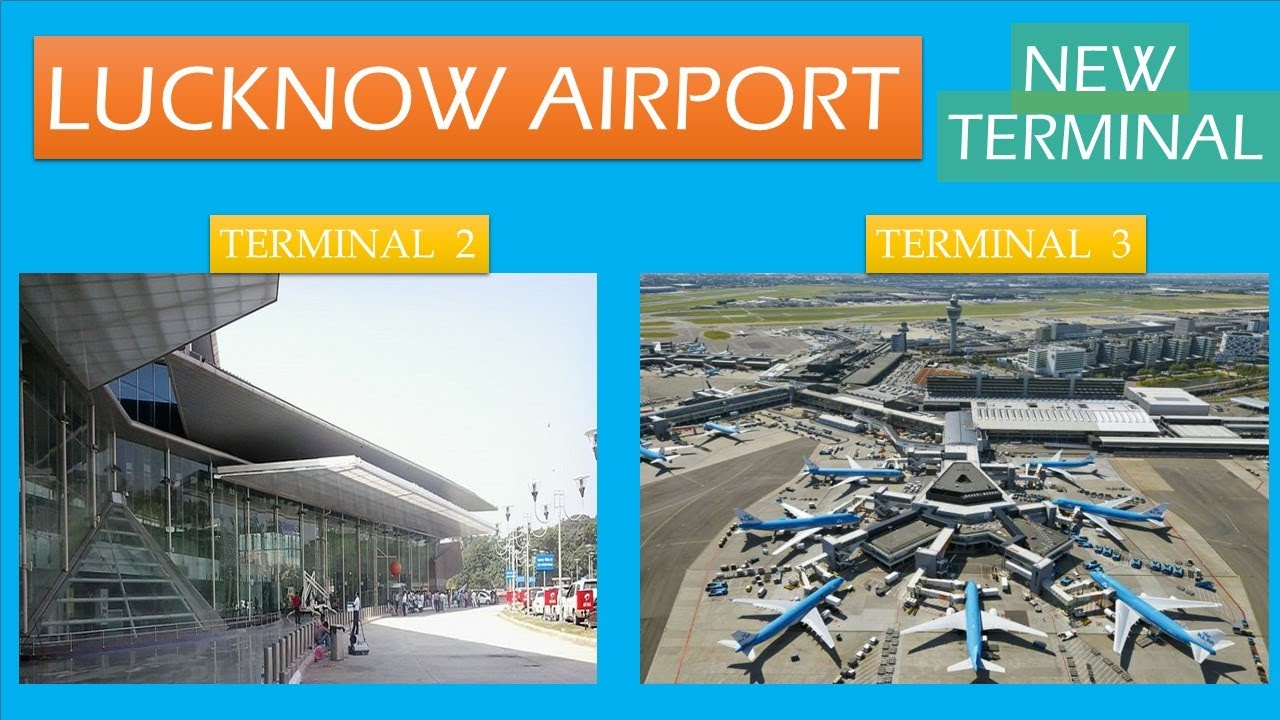 Lucknow Airport new terminal update | Airports in India | Jewar Airport | Papa Construction
