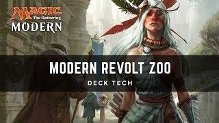 [MTG] Modern Revolt Zoo Deck Tech