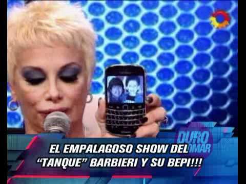 DURO DE DOMAR  EL  DEL TANQUE BARBIERI Y SU BEPI 150612