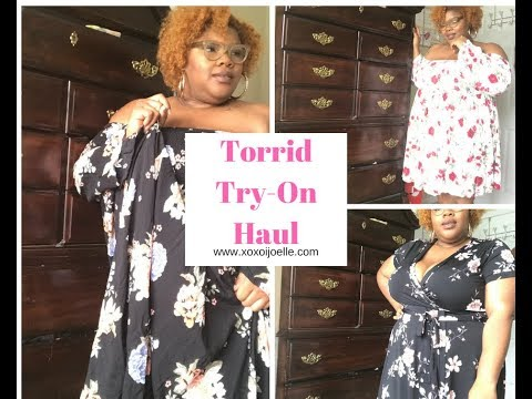 Plus Size Try- On Haul  Torrid