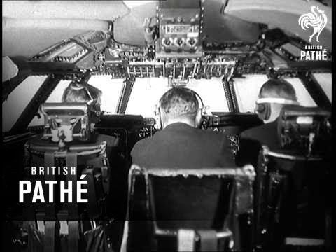 World Airlines Buy British (1958)