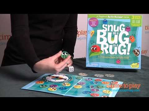 Snug As A Bug In Rug From Peaceable Kingdom