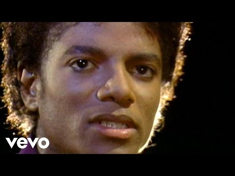 Michael Jackson - She  39 s Out of My Life  Official Video  Poster