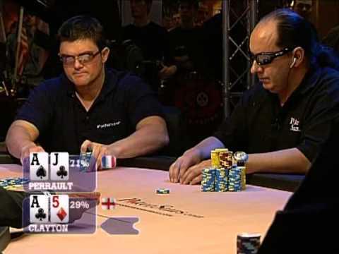 EPT Vienna Season 1 (11th Vienna Spring Poker Festival) - Final table