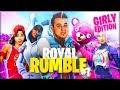 LES STREAMEUSES EN MODE CHOUPI ! ► ROYAL RUMBLE #7