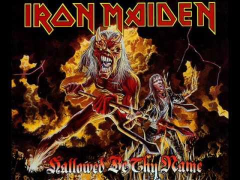 Iron Maiden - Hallowed Be Thy Name (Studio Version) - YouTube