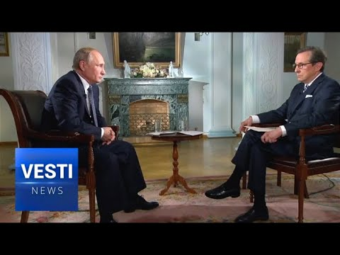 EXCLUSIVE: Behind the Scenes With Putin - Fox News Interview Reveals President on Top of His Game