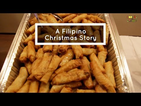 Christmas Food, Philippine Style