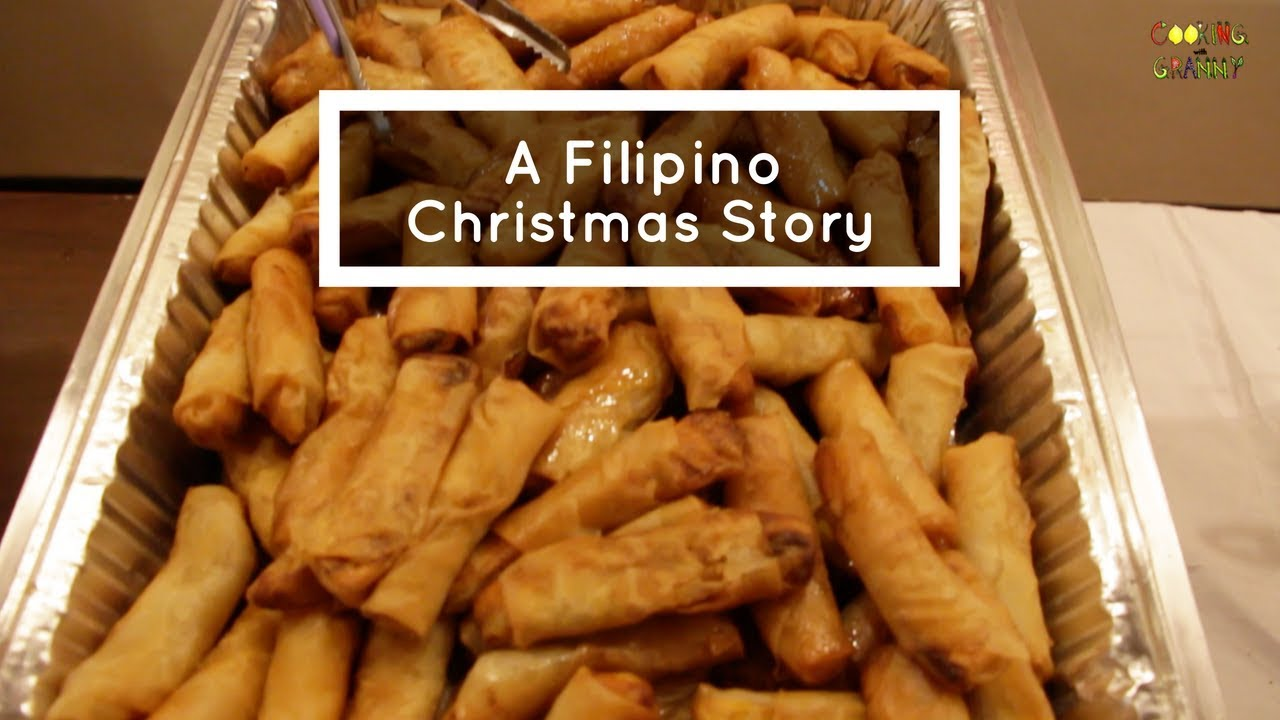 PINOY CHRISTMAS FOOD GIVEAWAYS