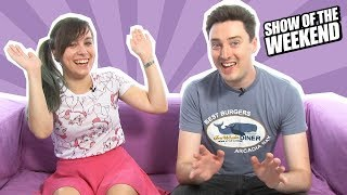 Show of the Weekend: Okami HD on Switch and Ellen's Animal-Form Art Test