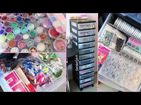 My Nail Art Collection & Storage (June 2019)💅- FemketjeNL