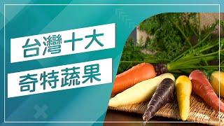 草地狀元-冰淇淋果、鑽石菜、彩虹玉米....台灣十大奇特蔬果你有吃過嗎!?(20170130播出)careermaster