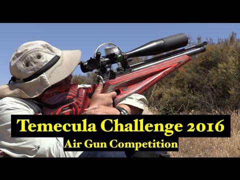 Temecula Challenge 2016 | Air Gun Target Competition