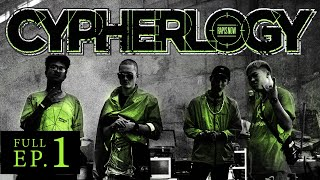 CYPHERLOGY EP.1: TORDED x REDTAIL x PEE CLOCK x REPAZE | RAP IS NOW