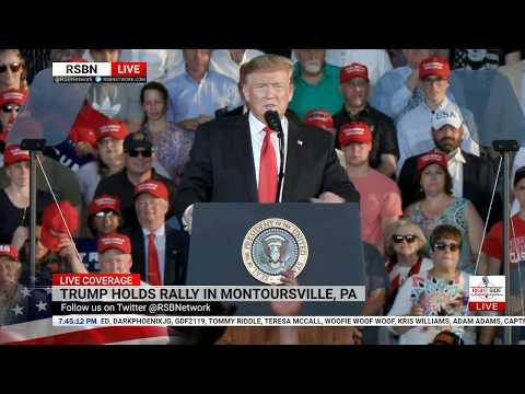 Mark Simone - Watch President Trump Call For a Doctor When a Fan Passes Out
