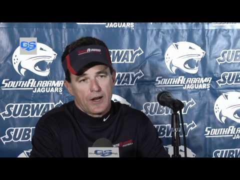 South Alabama Post Game Comments