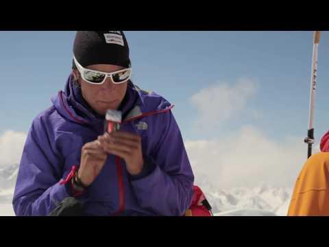 Die Skitouren-Weltmeister Tamara und Jörg Lunger vertrauen auf WINFORCE.