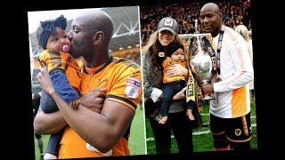 Former Arsenal Striker Benik Afobe Announces The Tragic Death Of His Two Year Old Daughter Amora