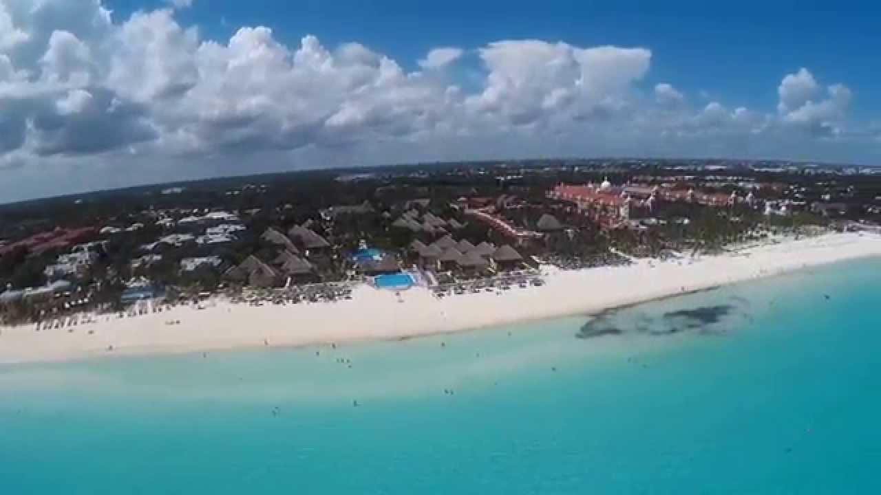 Parasailing Mexico Playacar Beach Riu September 2017